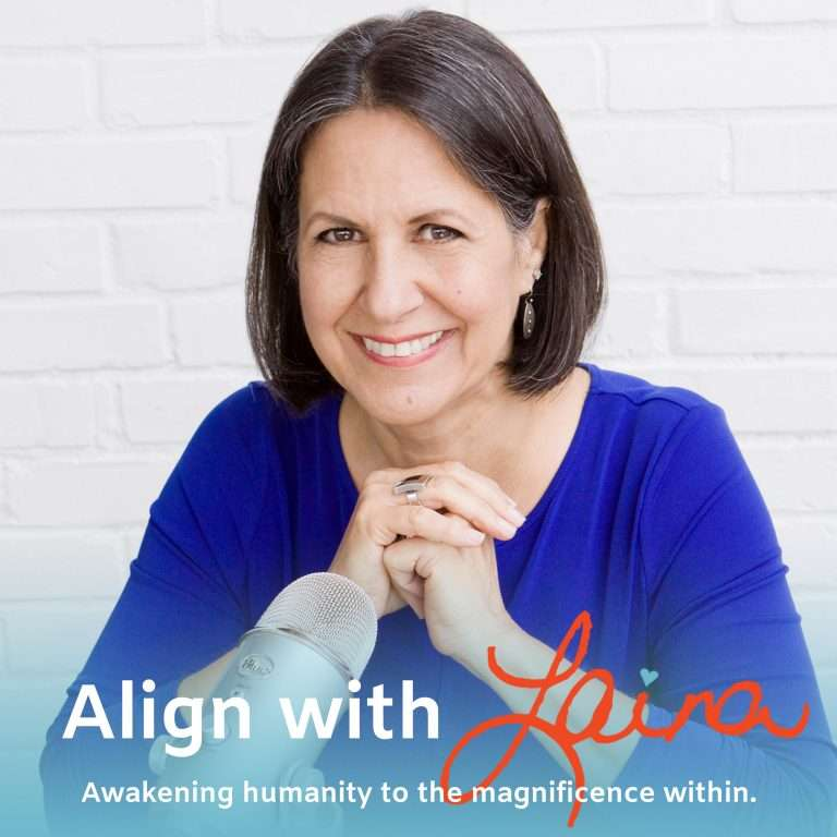 Synchronicity, Well-Being & Spirituality – Align with Laina – Episode 82