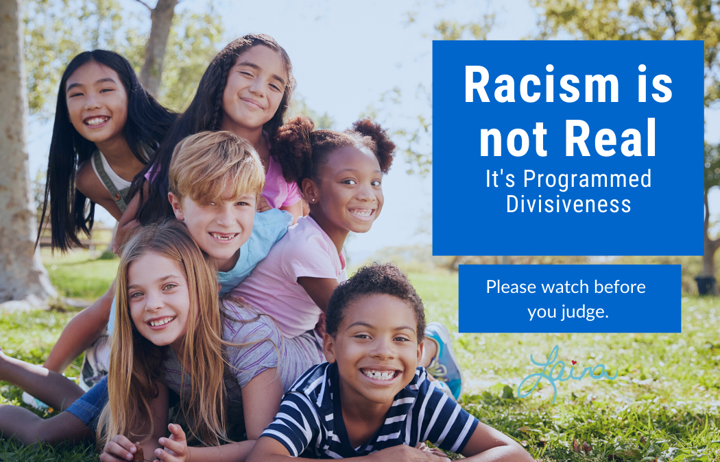 Racism is not Real – It's Programmed Divisiveness